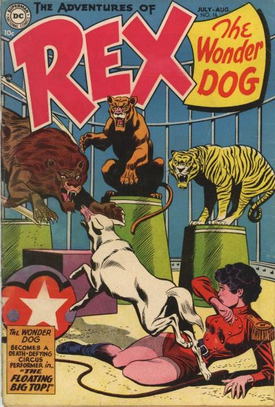 Adventures of Rex the Wonder Dog Vol 1 16