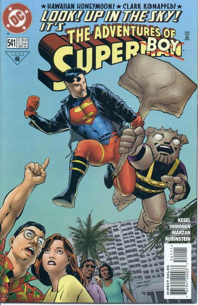 Adventures of Superman Vol 1 541