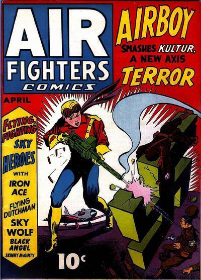 Air Fighters Comics Vol 1 7