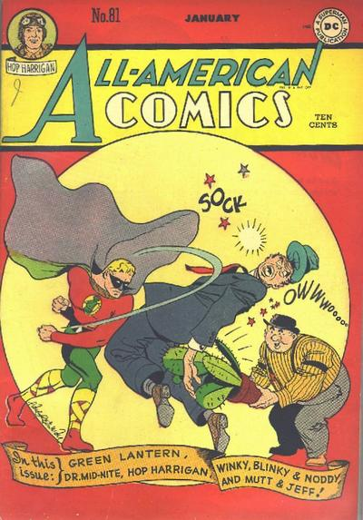 All-American Comics Vol 1 81