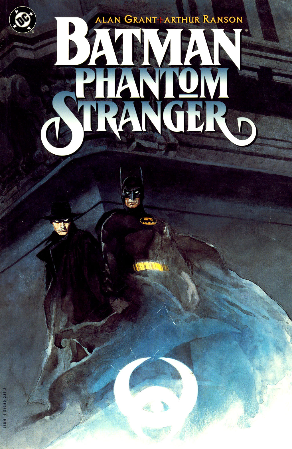 Batman/Phantom Stranger