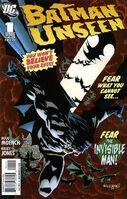 Batman Unseen Vol 1 1