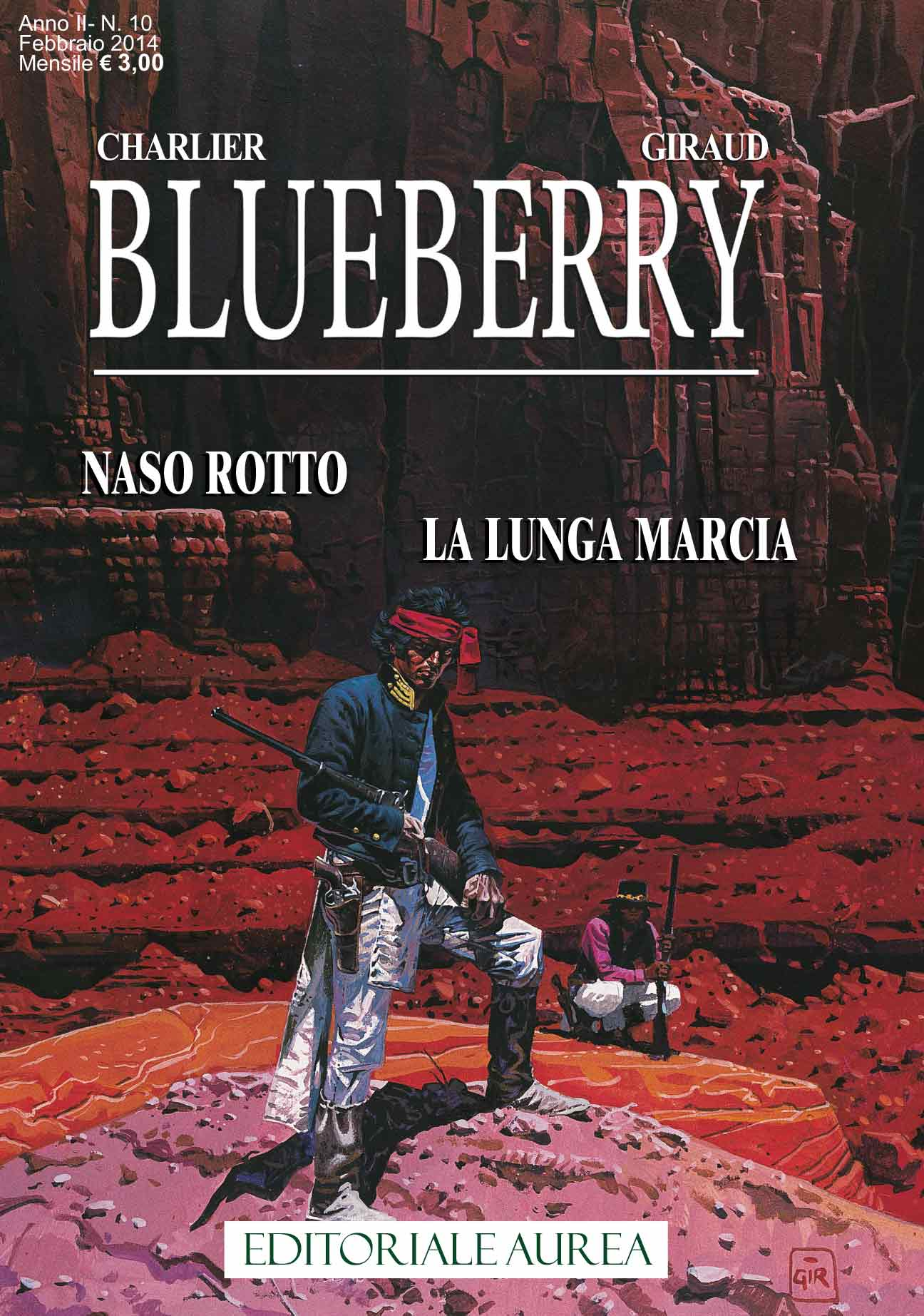Blueberry (2013) Vol 1 10