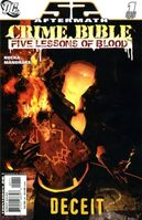 Crime Bible Five Lessons of Blood Vol 1 1
