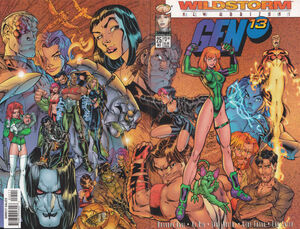 Cover for Gen¹³ #25 (1997)