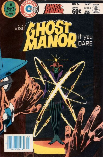 Ghost Manor Vol 2 74