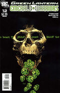 Green Lantern Emerald Warriors Vol 1 12