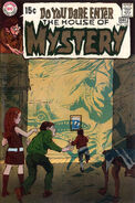 House of Mystery Vol 1 183