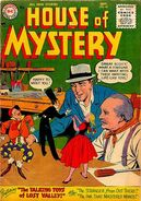 House of Mystery Vol 1 42