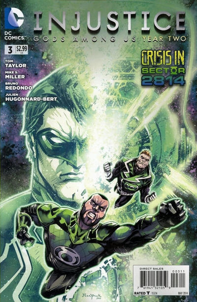 Injustice: Year Two Vol 1 3