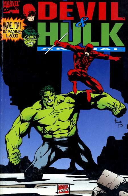 Marvel Top Vol 1 1