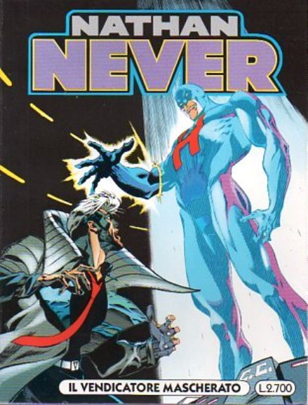 Nathan Never Vol 1 49