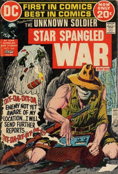 Star-Spangled War Stories Vol 1 164