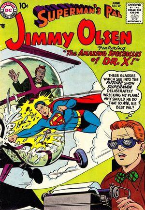 Superman's Pal, Jimmy Olsen Vol 1 29.jpg