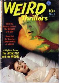 Weird Thrillers Vol 1