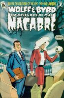 Wolff & Byrd, Counselors of the Macabre Vol 1 7