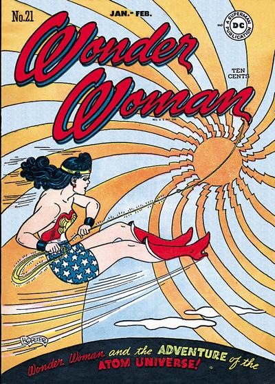 Wonder Woman Vol 1 21