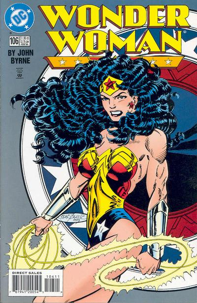 Wonder Woman Vol 2 106