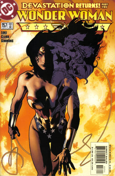Wonder Woman Vol 2 157