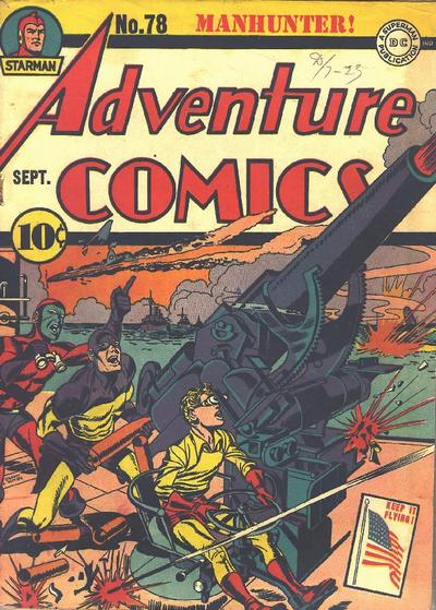 Adventure Comics Vol 1 78