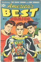 America's Best Comics Vol 1 21