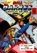 Bill Barnes, America's Air Ace Comics Vol 1 8
