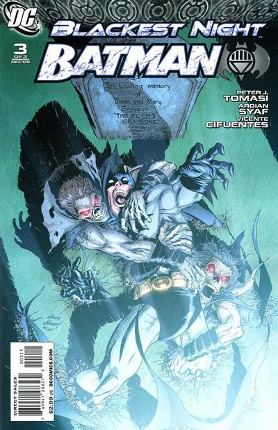 Blackest Night: Batman Vol 1 3