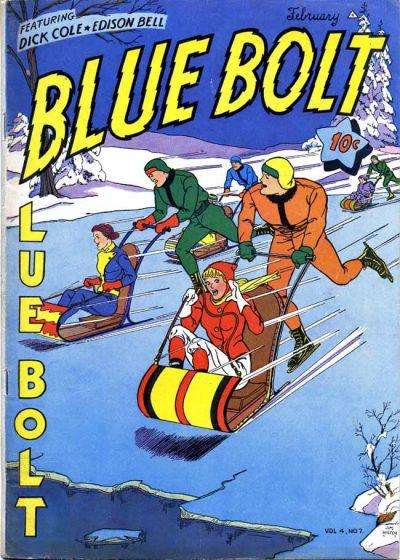 Blue Bolt Vol 1 43