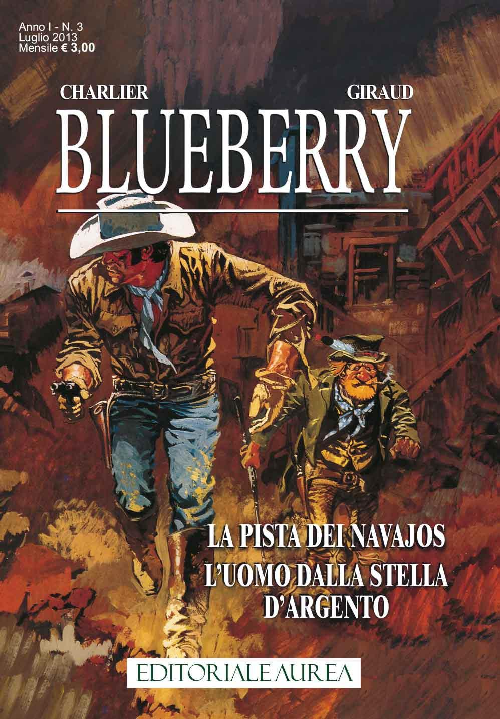 Blueberry (2013) Vol 1 3