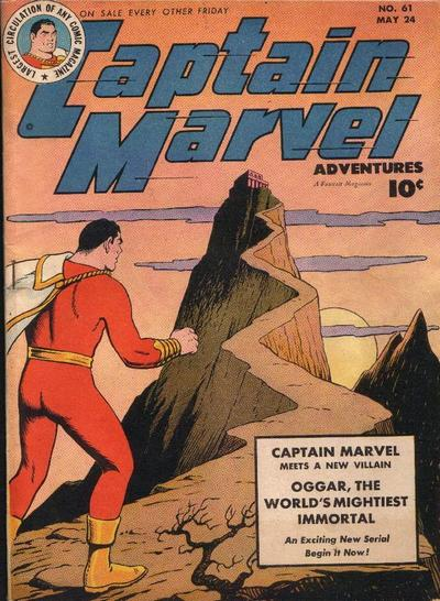 Captain Marvel Adventures Vol 1 61