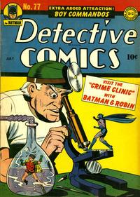 Detective Comics Vol 1 77