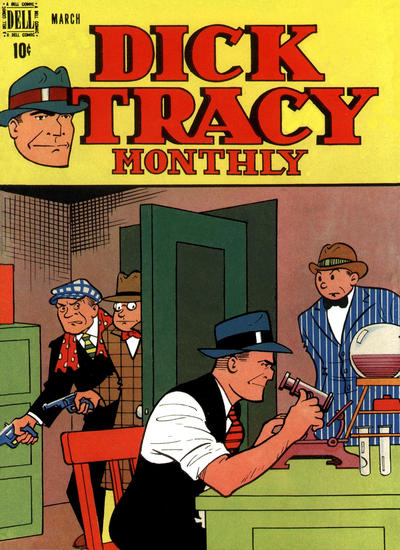 Dick Tracy Monthly Vol 1 3