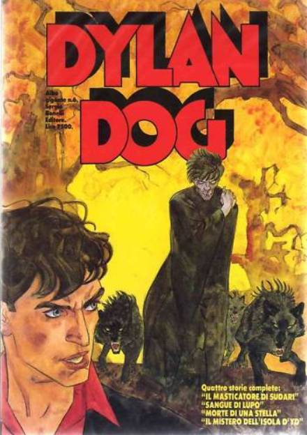 Dylan Dog Albo Gigante Vol 1 6