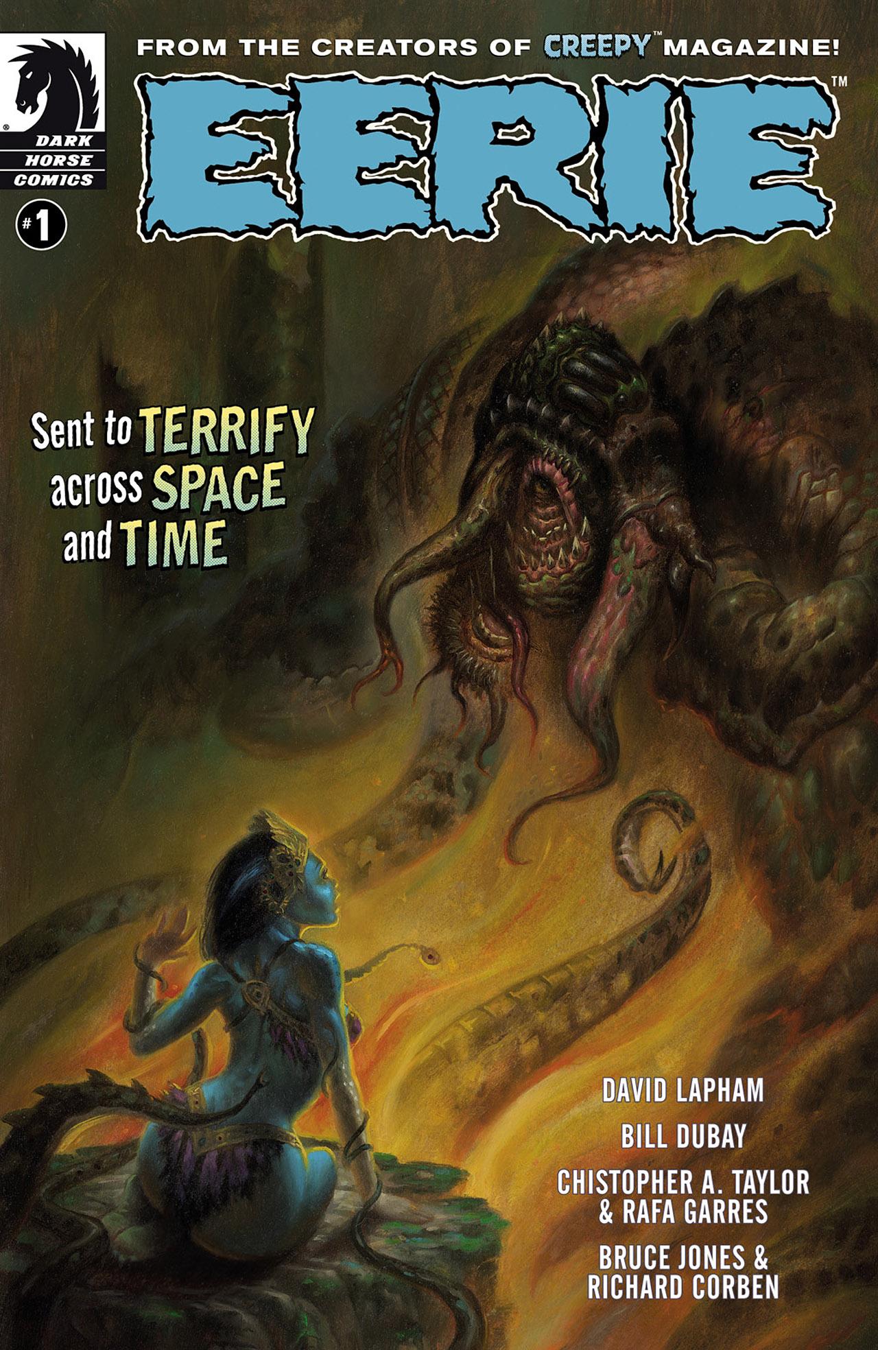Eerie (1958) Vol 1