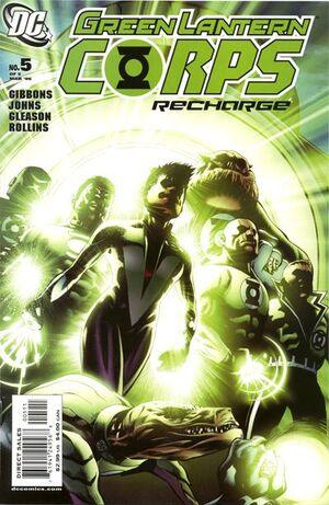 Green Lantern Corps Recharge Vol 1 5.jpg