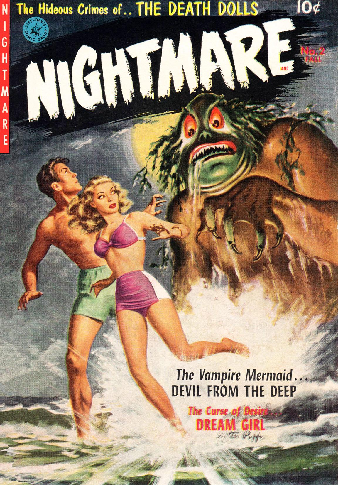 Nightmare Vol 1 2