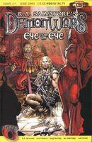 R.A. Salvatore's DemonWars Eye for an Eye Vol 1 1
