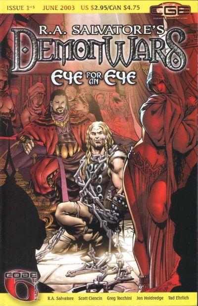 R.A. Salvatore's DemonWars: Eye for an Eye Vol 1 1