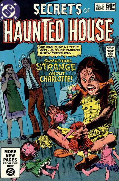 Secrets of Haunted House Vol 1 40