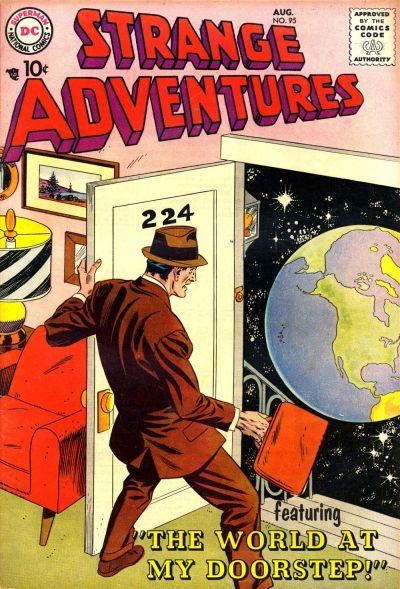 Strange Adventures Vol 1 95