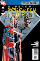 Superman World of New Krypton Vol 1 6