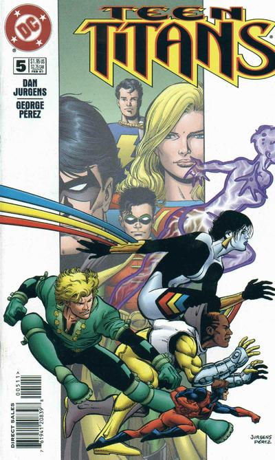 Teen Titans Vol 2 5