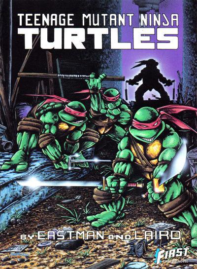 Teenage Mutant Ninja Turtles (GN) Vol 1