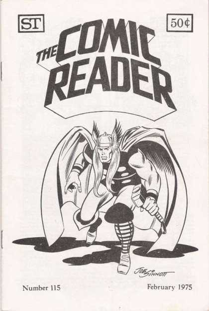 The Comic Reader Vol 1 115
