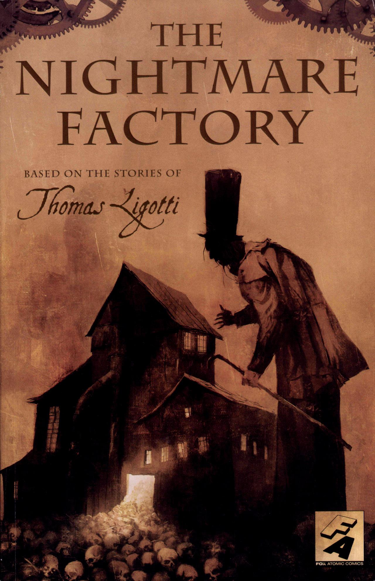 The Nightmare Factory Vol 1 1
