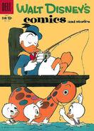Walt Disney's Comics and Stories Vol 1 226
