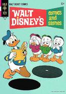 Walt Disney's Comics and Stories Vol 1 321