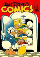 Walt Disney's Comics and Stories Vol 1 35
