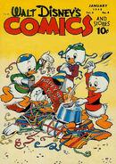 Walt Disney's Comics and Stories Vol 1 88