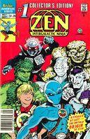 Zen Intergalactic Ninja Vol 6 1